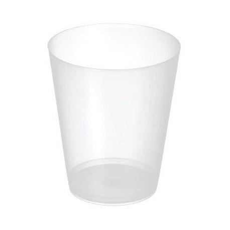 """Vasos de Plástico PP Sidra """"Irrompibles"""" 480ml (20 Uds)"""