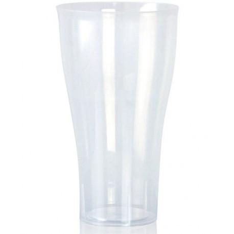 """Vasos de Plástico PP Cocktail Premium """"Irrompibles"""" 420ml (15 Uds)"""