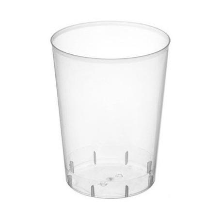 Vasos de Plástico Inyectado PP Sidra 600ml (25 Uds)