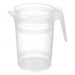Jarras de Plástico PP 1.000ml (12 Uds)