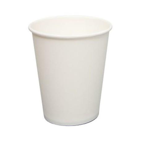 Vasos de Cartón Blanco 12Oz/360ml (100 Uds)