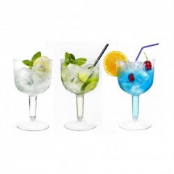 Copas de Plástico Gin Tonic 660ml (20 Uds)