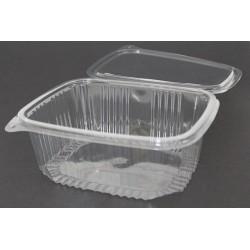 Envases con Tapa Plástico PET Transparentes 2.000ml (200 Uds)