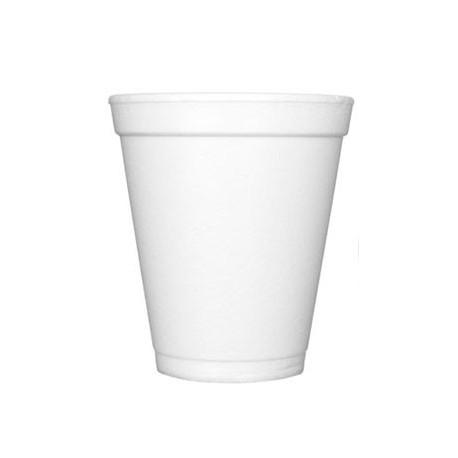 Vasos Térmicos Foam 200 ml (Paquete 50 Uds)