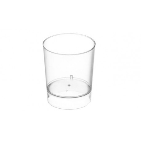 Vasos Chupitos de Plástico PS Transparentes 33ml (1.000 Uds)