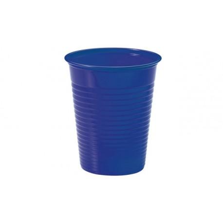 Vasos de Plástico PP Azul Marino 200ml (2.304 Uds)