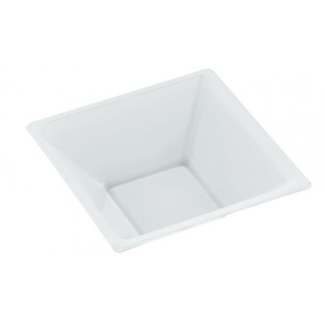 Cuencos de Plástico Blancos 12 cm (Caja 1.000 Uds)