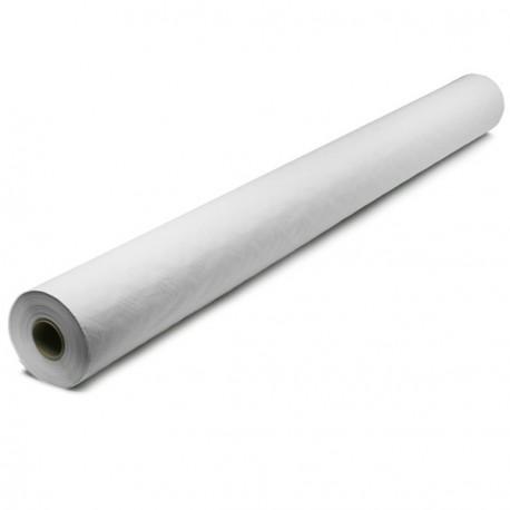 Mantel de Papel Blanco 35gr/m2 Rollo de 50 x 1m (12 Uds)