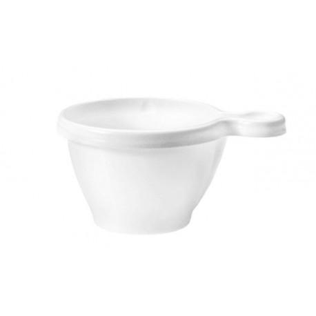 Tazas de Plástico Café y Cortado PS 170 cc Blancas (Caja 700 Uds)