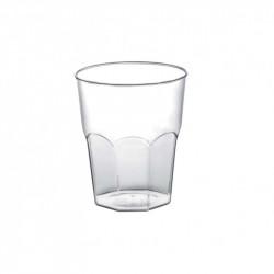 Vasos Pequeños de Plástico PS Transparentes 50ml (50 Uds)