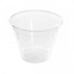 Vasos de Plástico PET 270ml Ø 9,5 cm (50 Uds)