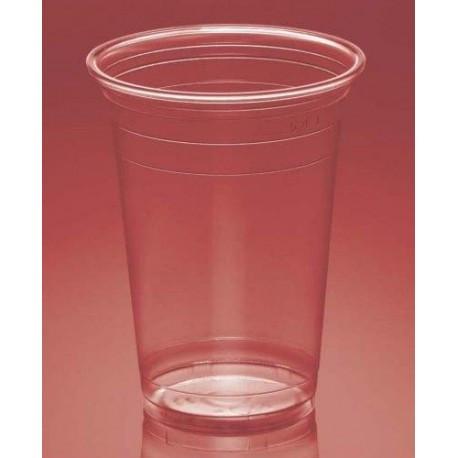 Vasos de Plástico PP Plus Transparentes 500 ml (Paquete 50 Uds)