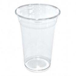 Vasos de Plástico PET 480ml Ø 9,5 cm (50 Uds)