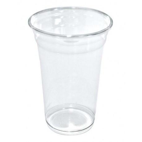 Vasos de Plástico PET 550 cc Ø 9,5cm Transparentes