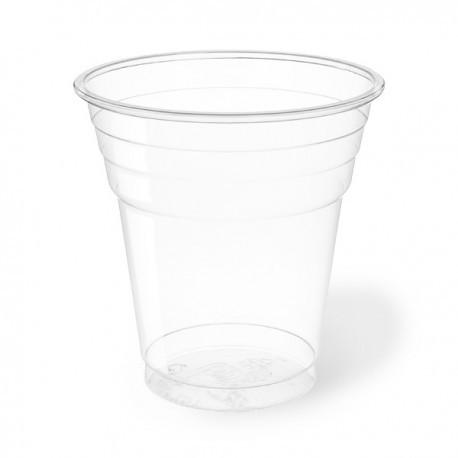 Vasos de Plástico PET 200ml Ø 7,8 cm (50 Uds)