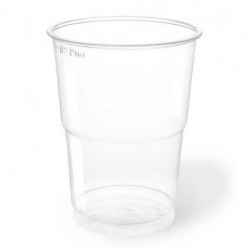 Vasos de Plástico PET 300ml Ø 7,8 cm (50 Uds)