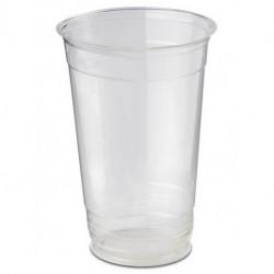 Vasos Biodegradables PLA Transparentes 330ml (50 Uds)