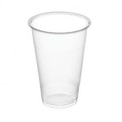 Vasos de Plástico PP Transparentes 220ml (100 Uds)