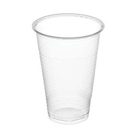 Vasos de Plástico PP Transparentes 220ml (3.000 Uds)