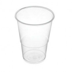 Vaso de Plástico PP Transparentes 250ml (3.000 Uds)