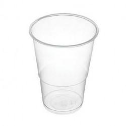 Vasos de Plástico PP Transparentes 300ml (50 Uds)